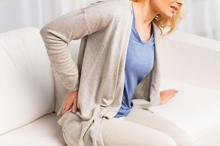 Chiropractor in Fairfax Helps Residents Relieve Bulging Disc Pain