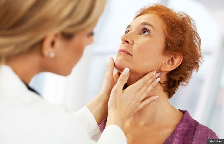 Can't Lose Weight? Maybe You Have A Thyroid Disorder