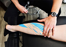 Sports Taping Kinesiotaping